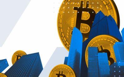 2021越來越多指標銀行開始投資加密貨幣/區塊鏈公司