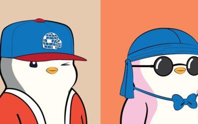 我加入了企鵝NFT社群的奇妙體驗